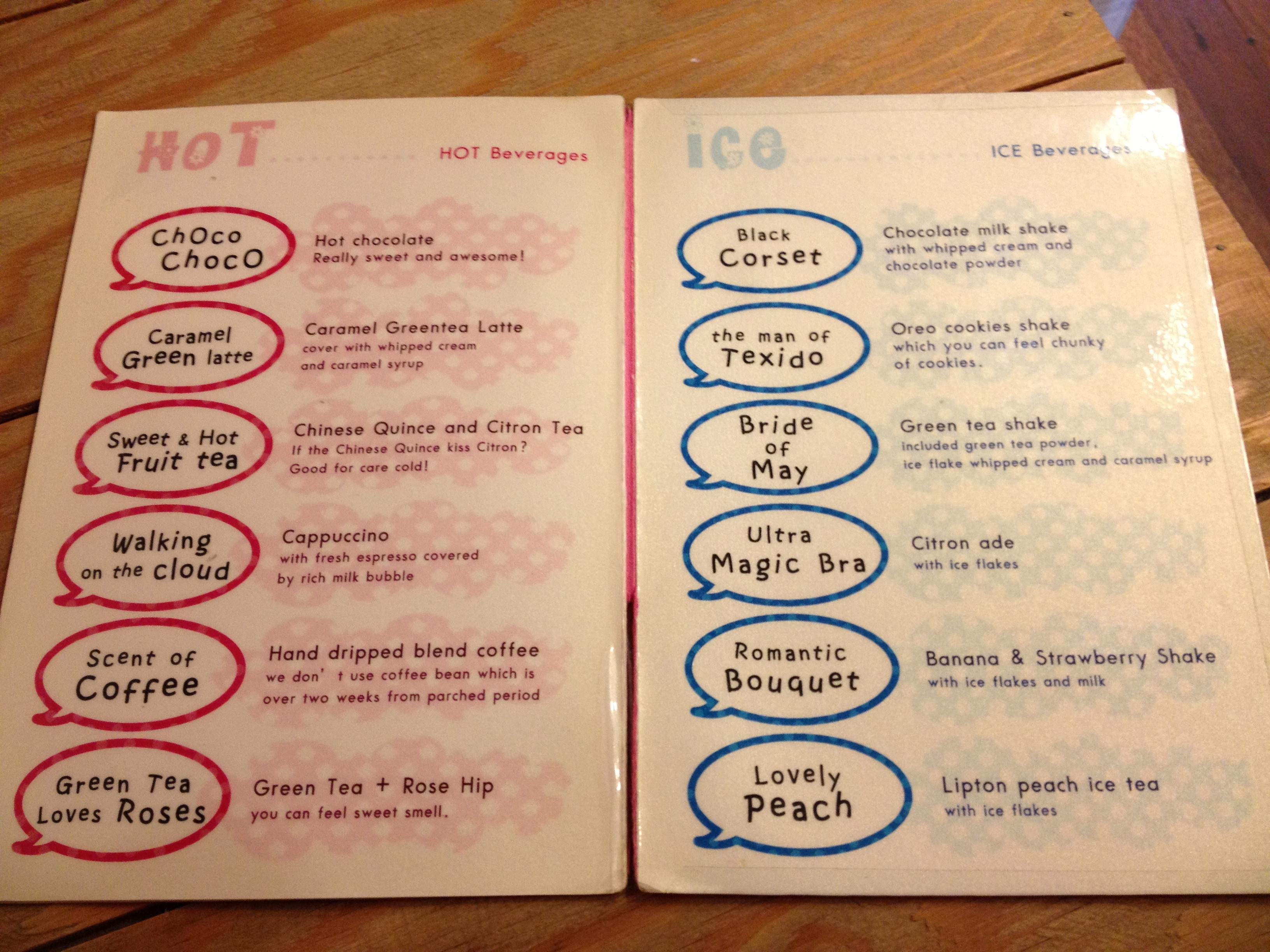 Princess Diary Cafe | Ro(mping) Through Asia